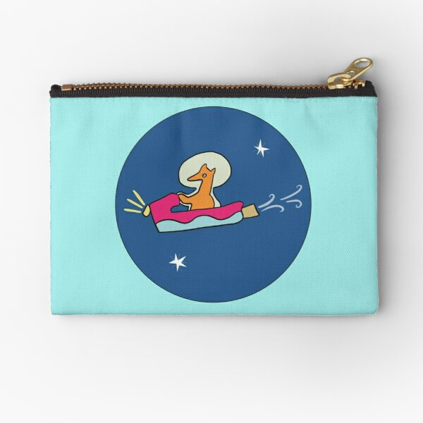 Space Buggy Zipper Pouch