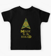 Made to be Ruled Kids Clothes