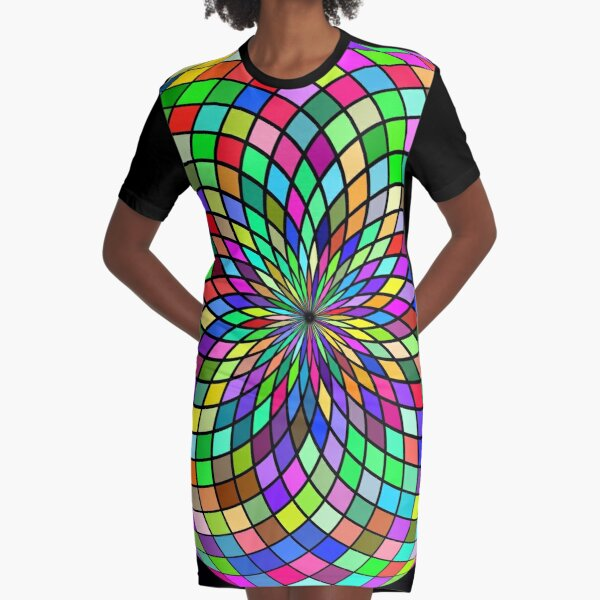 Opus Graphic T-Shirt Dress