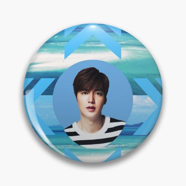 [Lee Min Ho + Waves] Pin
