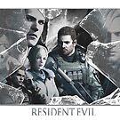 Resident Evil 6 Shattered by Jonathan Masvidal