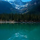 Maligne Lake  by Ian Fegent
