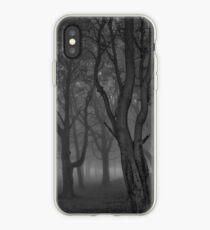 Moonlit copse iPhone Case