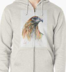 Eagle Zipped Hoodie