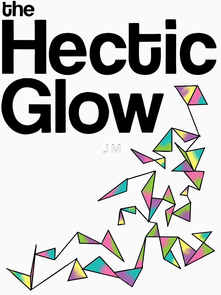 The Hectic Glow - John Green T-Shirt [Colour] | Women's T-Shirt