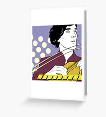 Sherlock/Nagel Greeting Card