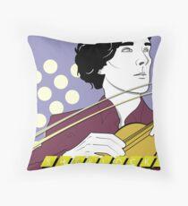 Sherlock/Nagel Throw Pillow
