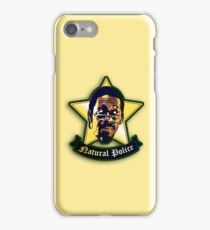 "Natural Po-lice  (""The Wire"") iPhone Case/Skin"