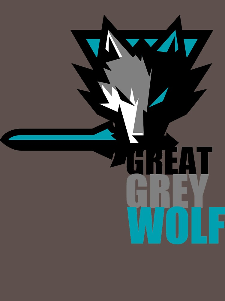 The Great Grey Wolf | Unisex T-Shirt