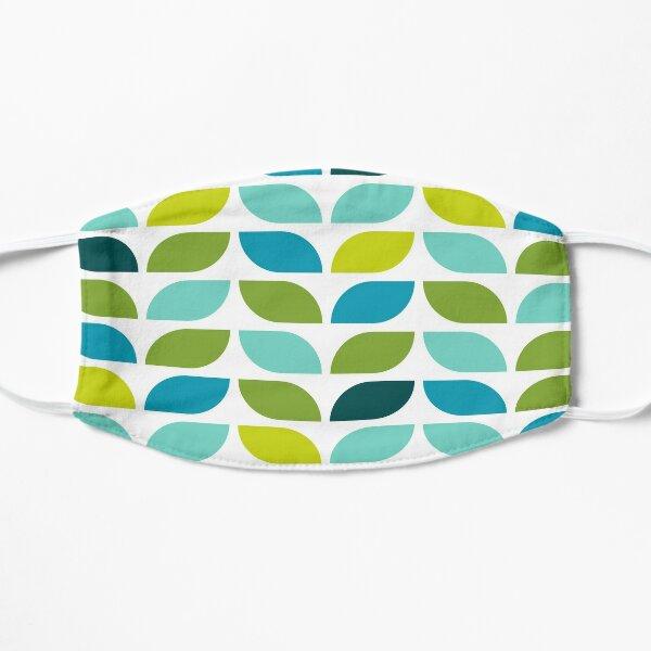 Geometric Pattern: Leaf: Spring Mask