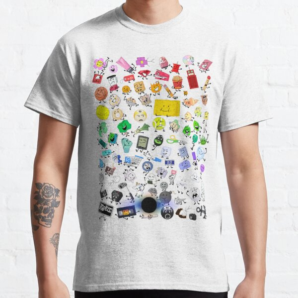 BFB and TPOT Full Cast print Classic T-Shirt