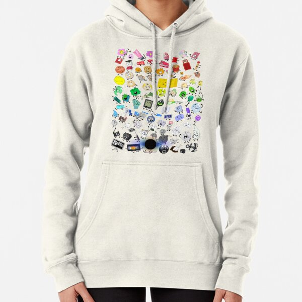 BFB and TPOT Full Cast print Pullover Hoodie