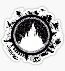 Magic kingdom v1 Sticker