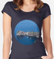 Majorca Women's Fitted Scoop T-Shirt