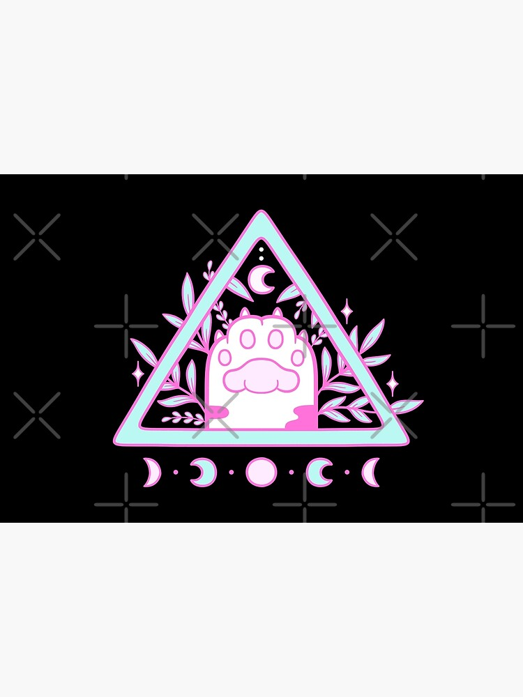 Witchy Cat Paw // Black | Nikury by nikury