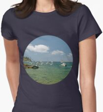 Majorca Women's Fitted T-Shirt