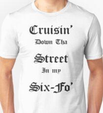 Cruisin Down Tha Street.... Unisex T-Shirt