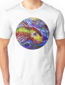 Lucky fish Unisex T-Shirt