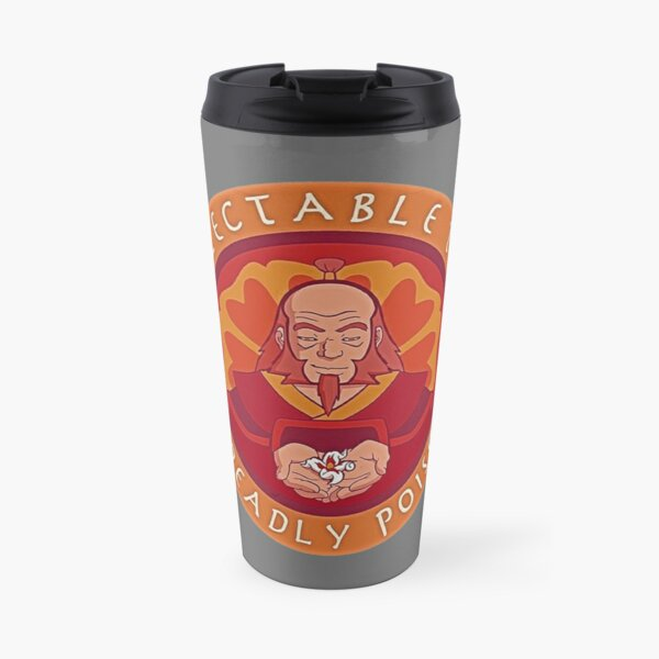 Delectable Tea or Deadly Poison Travel Mug