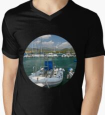 Majorca Men's V-Neck T-Shirt