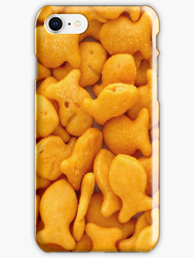 Gold Fish Crackers by Lindsay Fulda