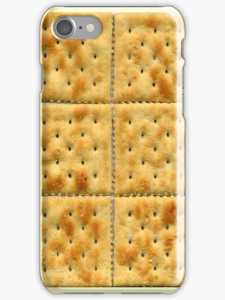 Saltine Crackers by Lindsay Fulda