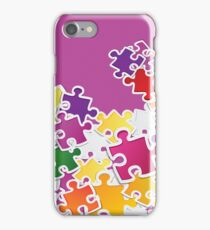 Puzzle Look iPhone 5 Case / iPad Case / iPhone 4 Case / Samsung Galaxy Cases  iPhone Case/Skin