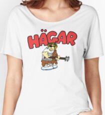 Hagar The Rockstar Women's Relaxed Fit T-Shirt