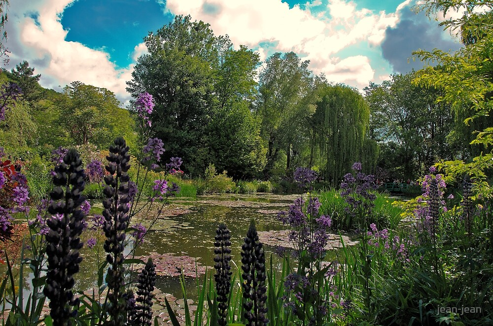 Giverny... by jean-jean