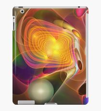 Abstract in Motion, Fractal design iPad Case/Skin