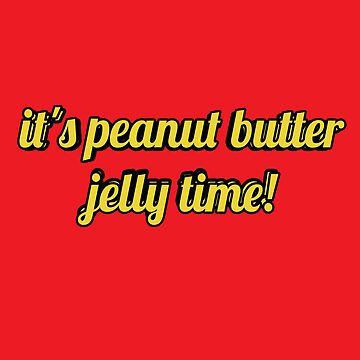 It's peanut butter jelly time! by michalbr