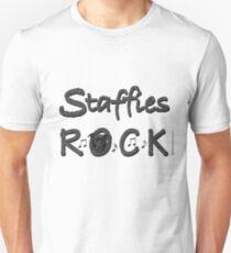 Staffies Rock Unisex T-Shirt