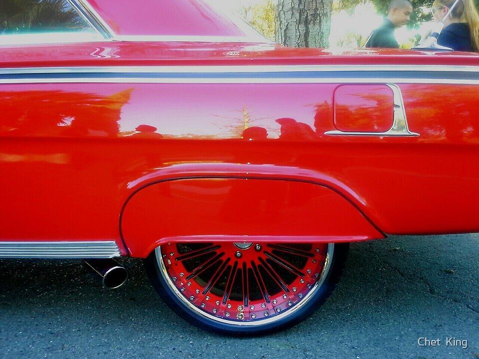 Impala Skirt by Chet  King