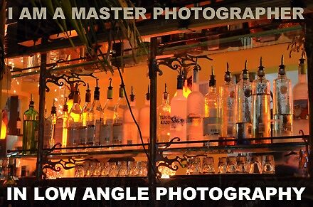 Master Photographer in Low Angle Photography Group - Banner 01 by Jeremy Lavender Photography
