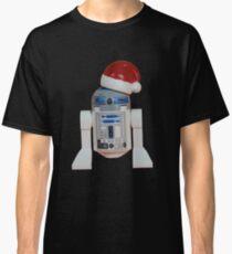 R2-D2 Santa Classic T-Shirt