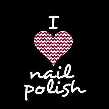 I <3 Nail Polish. by haayleyy