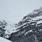 Mount Engelberg by Daidalos
