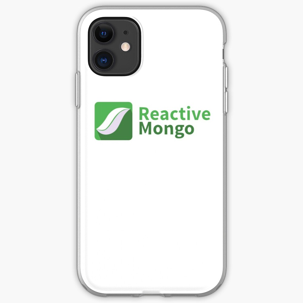 ReactiveMongo iPhone Case & Cover
