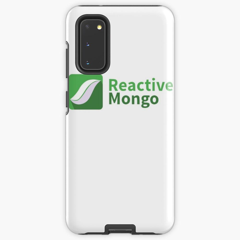 ReactiveMongo Case & Skin for Samsung Galaxy
