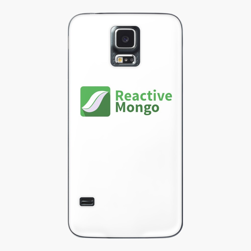 ReactiveMongo Case & Skin for Samsung Galaxy