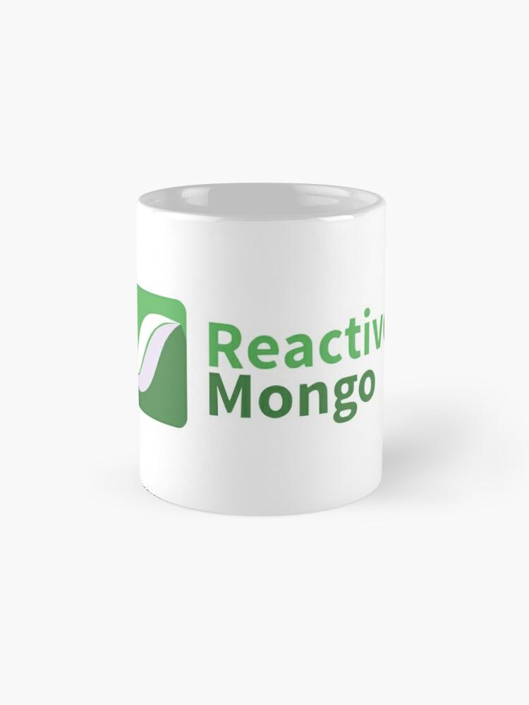 Alternate view of ReactiveMongo Mug