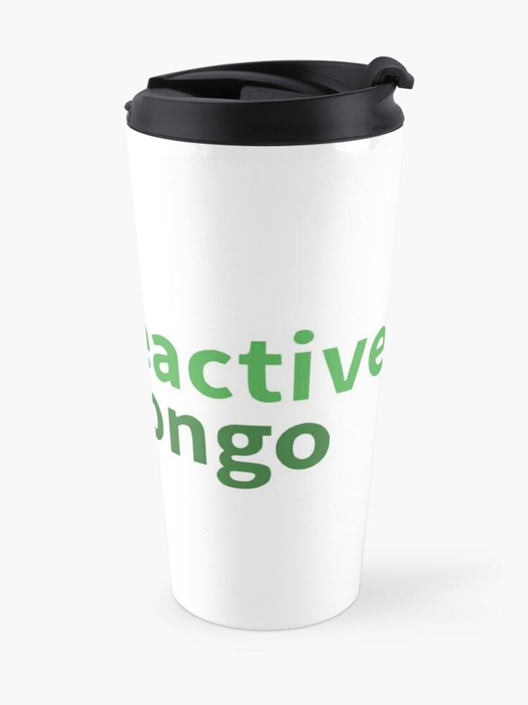 Alternate view of ReactiveMongo Travel Mug