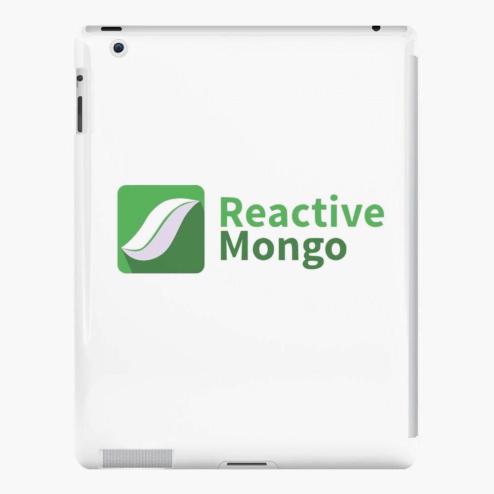 ReactiveMongo iPad Case & Skin
