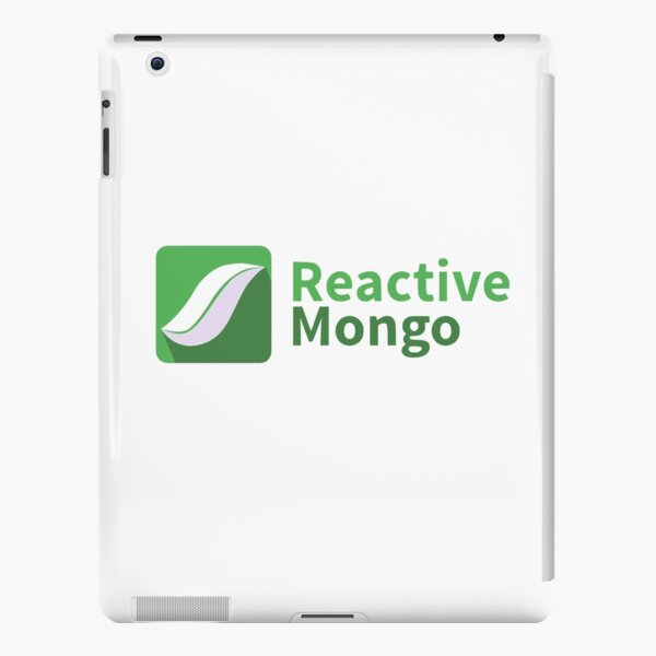 ReactiveMongo iPad Snap Case