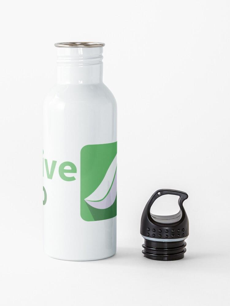 Alternate view of ReactiveMongo Water Bottle