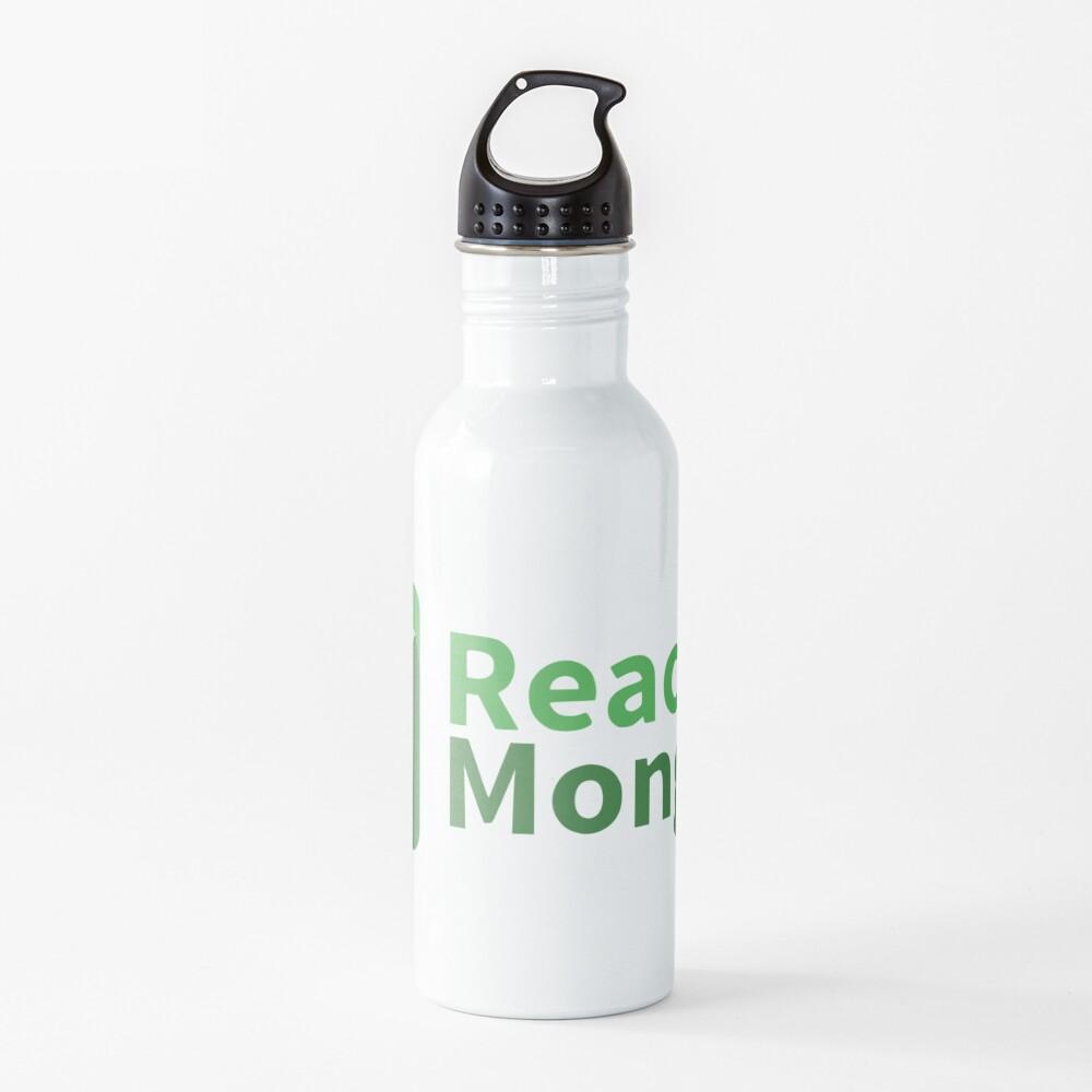 ReactiveMongo Water Bottle