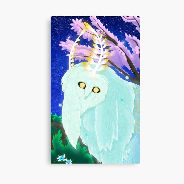 Satori: The Lord of the Mountain Canvas Print