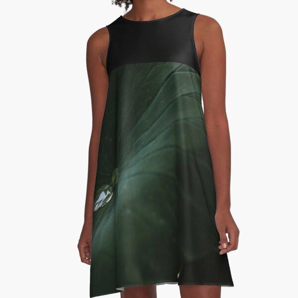 Rain A-Line Dress