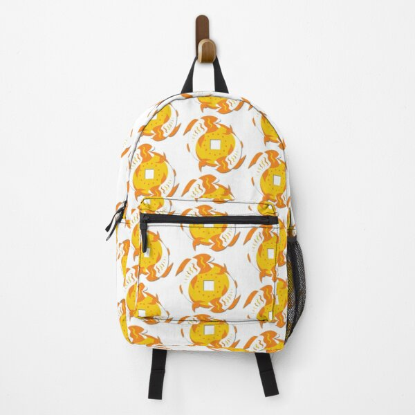 Coin Fish Backpack