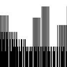 barcode city by MichaelK